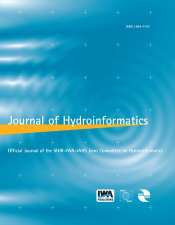 Journal of Hydroinformatics template (IWA Publishing)