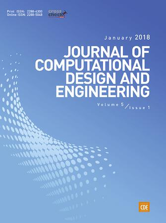 Journal of Computational Design and Engineering template (Elsevier)