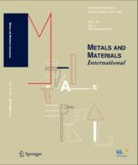 Metals and Materials International template (Springer)