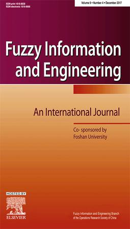 Fuzzy Information and Engineering template (Elsevier)