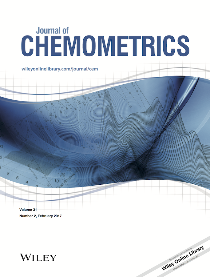 Journal of Chemometrics template (Wiley)
