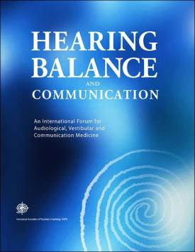 Hearing, Balance and Communication template ( Balance and Communication)