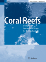 Coral Reefs template (Springer)