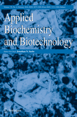 Applied Biochemistry and Biotechnology template (Springer)