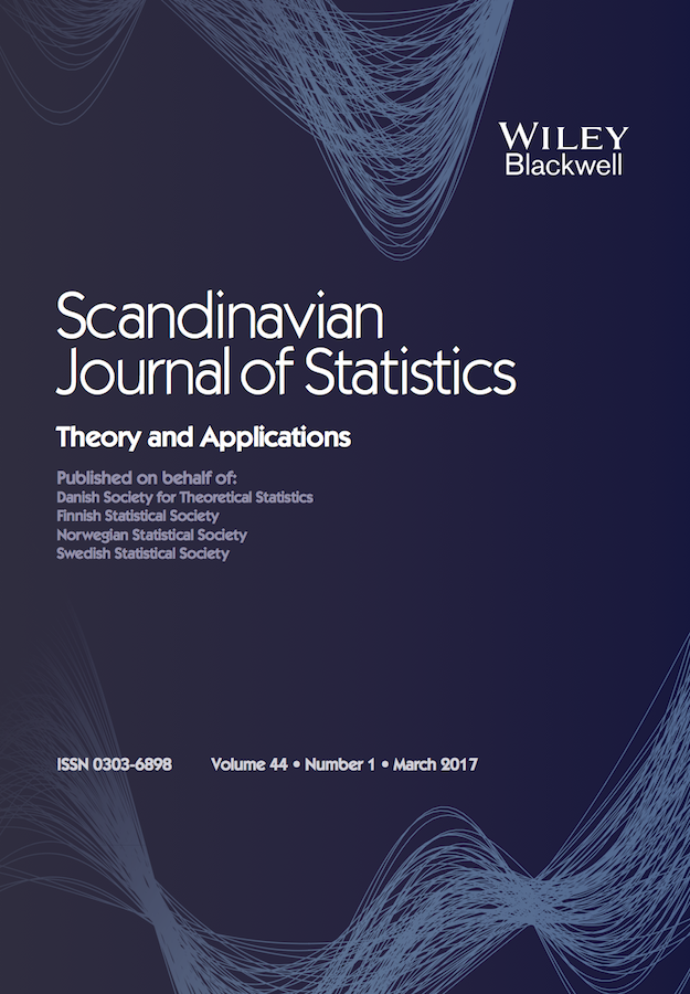 Scandinavian Journal of Statistics template (Wiley)