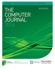 The Computer Journal template (Oxford University Press)