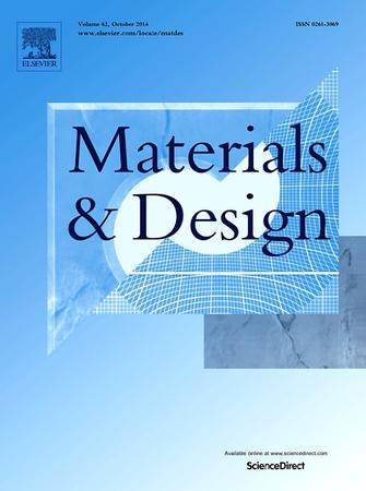 Materials & Design template (Elsevier)