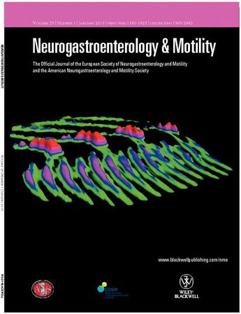 Neurogastroenterology & Motility template (Wiley)