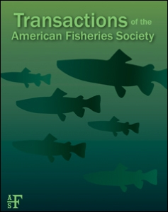 Transactions of the American Fisheries Society template (Taylor and Francis)
