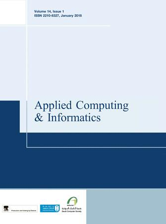 Applied Computing and Informatics template (Elsevier)