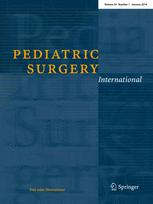 Pediatric Surgery International template (Springer)