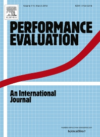 Performance Evaluation template (Elsevier)