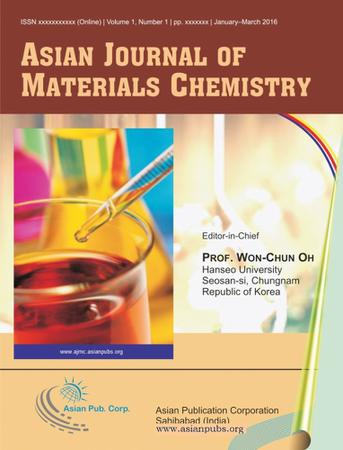 Asian Journal of Material Chemistry template (Asian Publication Corporation)