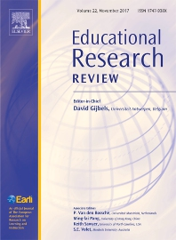 Educational Research Review template (Elsevier)