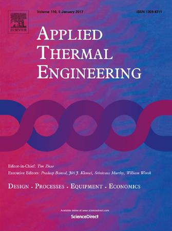 Applied Thermal Engineering template (Elsevier)