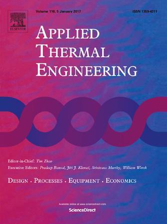 Applied Thermal Engineering template (Elsevier)