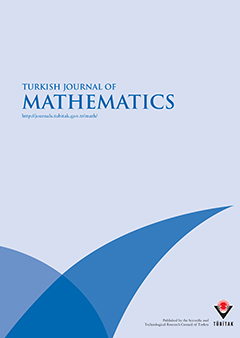 Turkish Journal of Mathematics template (TTAK - The Scientific and Technological Research Council of Turkey)