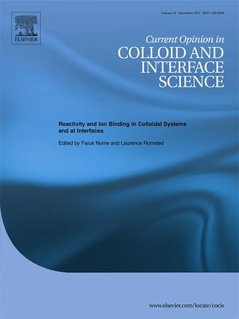 Current Opinion in Colloid & Interface Science template (Elsevier)