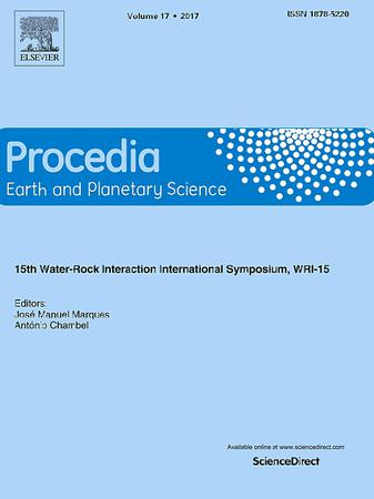 Procedia Earth and Planetary Science template (Elsevier)