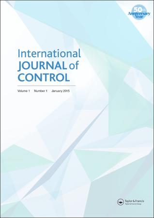 International Journal of Control template (Taylor and Francis)