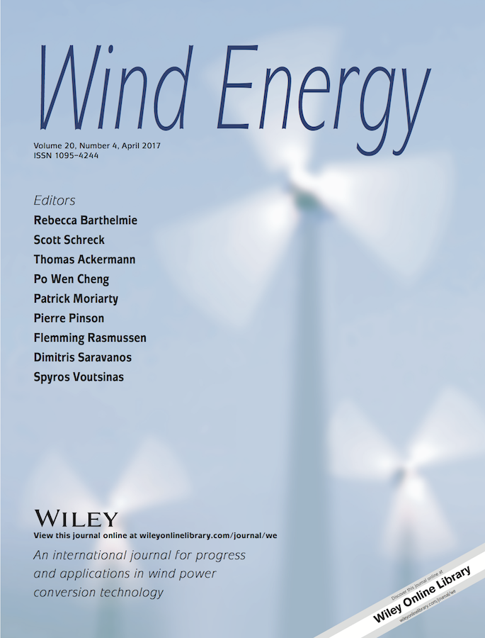 Wind Energy template (Wiley)