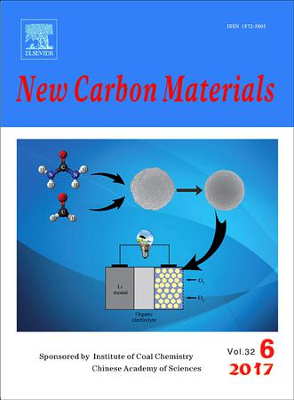 New Carbon Materials template (Elsevier)