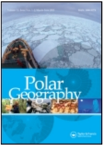 Polar Geography template (Taylor and Francis)