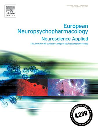 European Neuropsychopharmacology template (Elsevier)