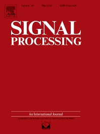 Signal Processing template (Elsevier)