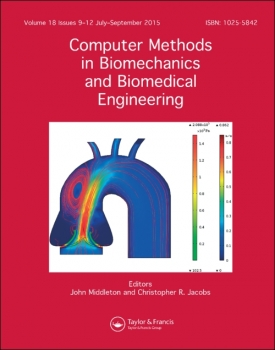 Computer Methods in Biomechanics and Biomedical Engineering template (Taylor and Francis)