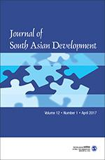 Journal of South Asian Development template (SAGE)