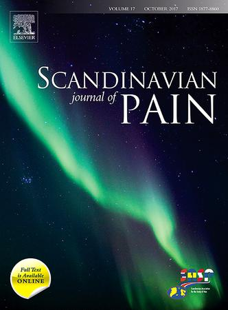 Scandinavian Journal of Pain template (Elsevier)