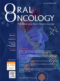 Oral Oncology template (Elsevier)