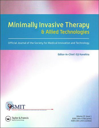 Minimally Invasive Therapy and Allied Technologies template (Taylor and Francis)