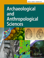 Archaeological and Anthropological Sciences template (Springer)
