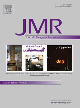 Journal of Magnetic Resonance template (Elsevier)
