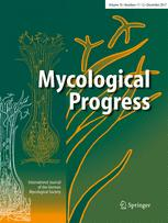 Mycological Progress template (Springer)