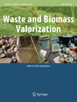 Waste and Biomass Valorization template (Springer)