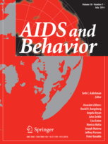 AIDS and Behavior template (Springer)