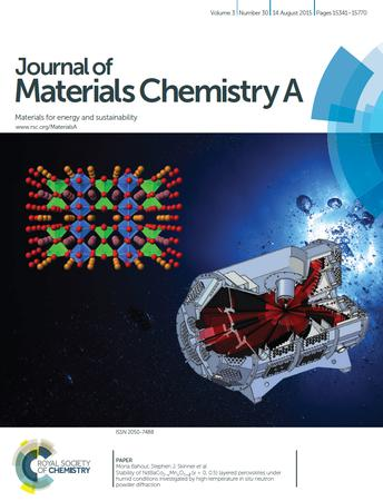 Journal of Materials Chemistry A template (Royal Society of Chemistry)