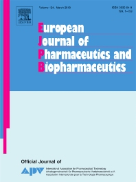 European Journal of Pharmaceutics and Biopharmaceutics template (Elsevier)