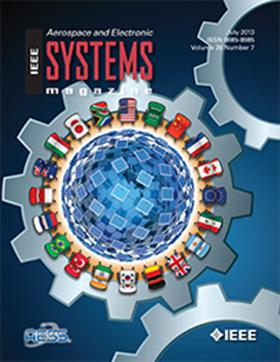 IEEE Aerospace and Electronic Systems Magazine template (IEEE)