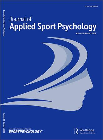 Journal of Applied Sport Psychology template (Taylor and Francis)