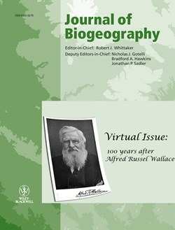 Journal of Biogeography template (Wiley)