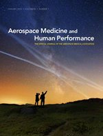 Aerospace Medicine and Human Performance template (Aerospace Medical Association)