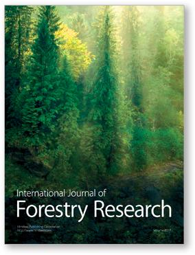 International Journal of Forestry Research template (Hindawi)