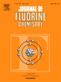Journal of Fluorine Chemistry template (Elsevier)