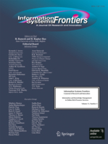 Information Systems Frontiers template (Springer)