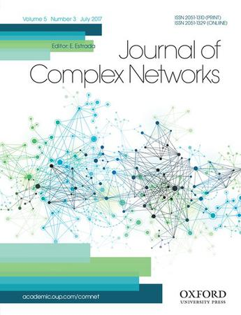 Journal of Complex Networks template (Oxford University Press)