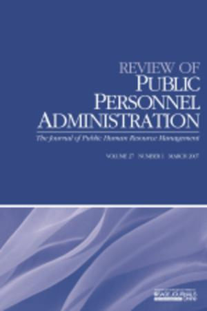 Review of Public Personnel Administration template (SAGE)